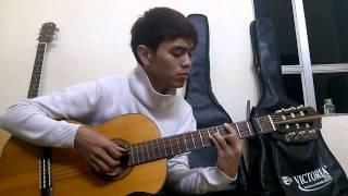 Độc Thoại guitar cover