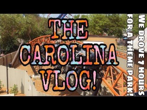 THE CAROLINA VLOG (Carowinds/Dollywood)