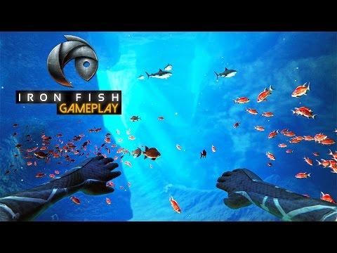 Iron Fish Gameplay (PC HD)