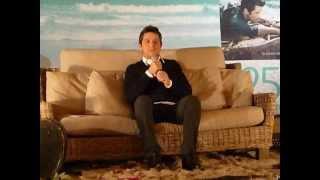 """Baixar Alejandro Sanz """"La música no se toca"""" comenta boleto + cd en Mixup y Proyecto 5 Segundos"""