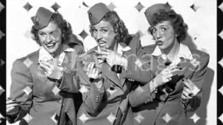 The Andrews Sisters - Rum and Coca Cola (High Quality)