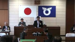 赤羽根信行議員 ・みぶ羽生田産業団地の進捗、今後の工事予定 ・これか...
