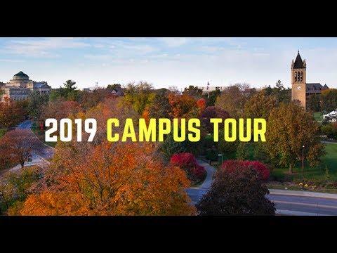 Iowa State Campus Tour 2019