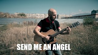 Scorpions - Send Me An Angel - Fingerstyle Guitar