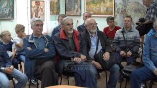 Время рисовать камни. Владимир Зозуля к своему 75-летию представил новую выставку