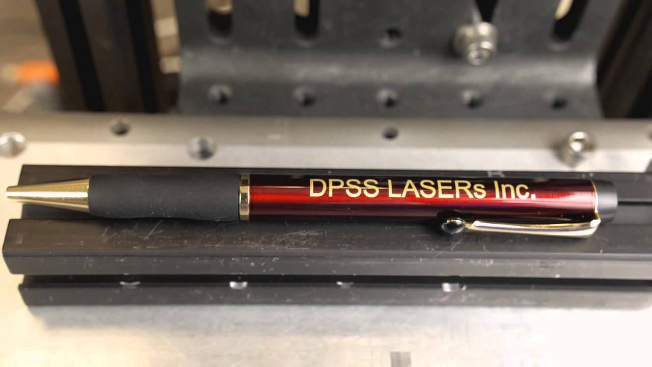 DPSS Lasers UV Laser Applications