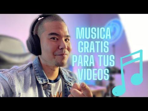 MUSICA GRATIS para TUS VIDEOS!! Sin Copyright para YouTube, IG y más!