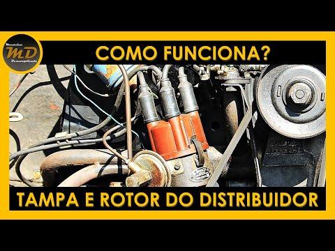 Como Funciona? - Tampa e Rotor do Distribuidor de Ignição