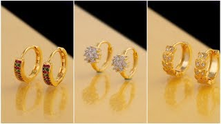 Latest Stud & Earrings Designs For Marriage and Party Wear