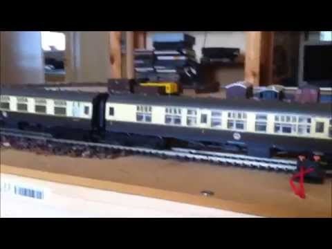Model raliway project update 2 pullman coaches