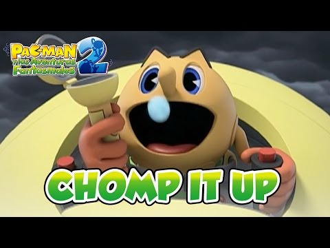PAC-MAN And The Ghostly Adventures 2 - X360/PS3/WII U/3DS - Chomp It Up (TGS 2014)