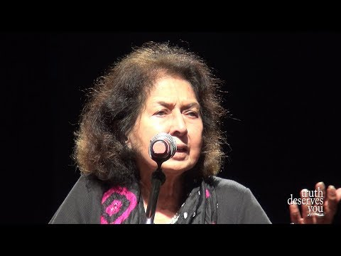 Nayantara Sahgal: It's a Shame that Bollywood Does Not Stand Up for Anyone, Anything (FULL SPEECH)