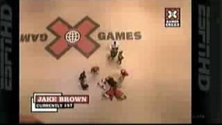 X Games 13 - Jake Brown Falls 40 Feet