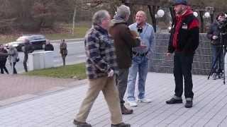 Flüchtlinge aufnehmen - Bürgerversammlung in Solms