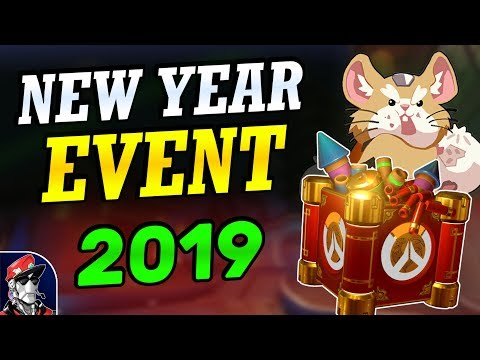 Overwatch LUNAR NEW YEAR 2019 (Start Date, Leaks, New Skins, & MORE Speculations)
