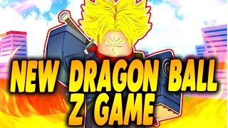 We NEED A New Dragon Ball Z Game On Roblox RIGHT NOW! | iBeMaine