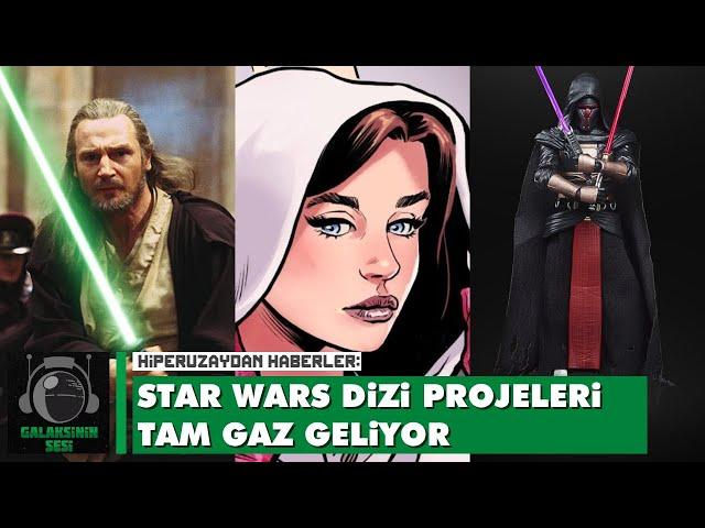 19-06-2021 /// Star Wars dizi projeleri tam gaz geliyor