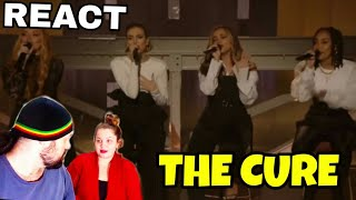 REAGINDO: LITTLE MIX - THE CURE (PERFOMANCE APPLE MUSIC REACT)