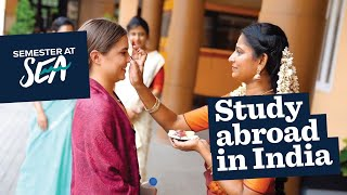Study abroad in India: Semester at Sea