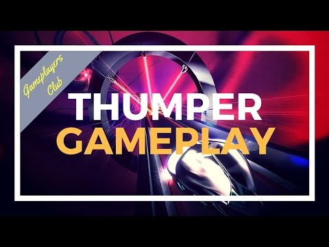 Thumper Gameplay HD Video
