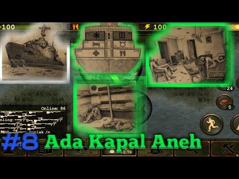 Day R Survival Gameplay Malaysia#8 - Ada Kapal Aneh