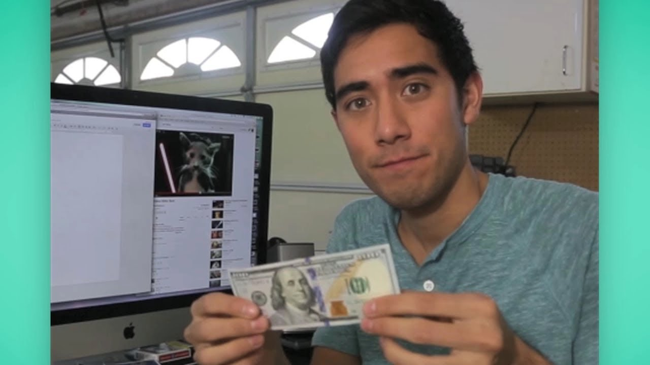 zach king gay