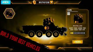 Stickman Racer: Survival Zombie Gameplay Trailer ANDROID GAMES on GplayG