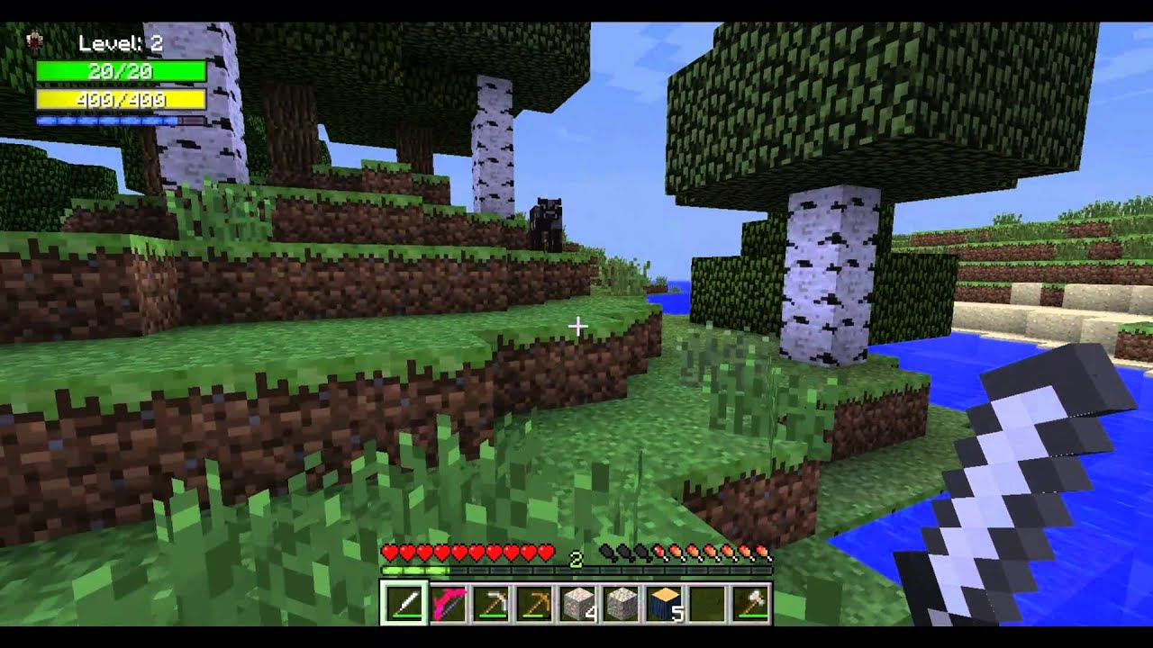 Adventure and RPG - Mods - Projects - Minecraft CurseForge