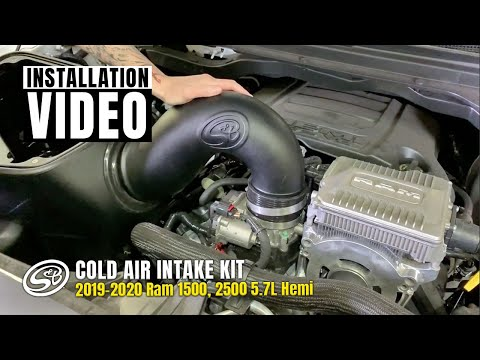 Top 10 Best Cold Air Intake For Dodge Ram 1500 5 7 Hemi Review 2021