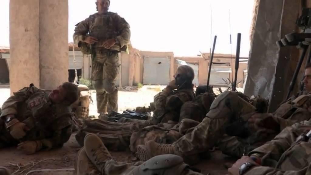 Download Royal Marines: Mission Afghanistan: Episode 3 - Dogs of War