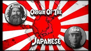 Ethnic Origin of the Japanese