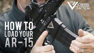 BCM Training Tip: H๐w to load your AR