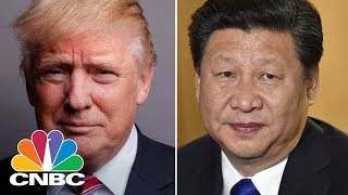 President Trump Is Meeting Chinese President Xi Jinping At Mar-a-Lago   CNBC