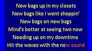 A$AP Rocky ft. FKA twigs - Fukk Sleep (karaoke)