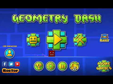 Geometry Dash 2.11 Apk Android (Normal & All Unlocked)