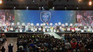 Intel ISEF 2018 - Opening ceremony