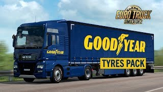 Goodyear Tyres Pack DLC trailer