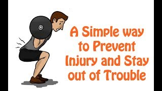 11. Prevent Injuries By Performing Warmup and Stretching