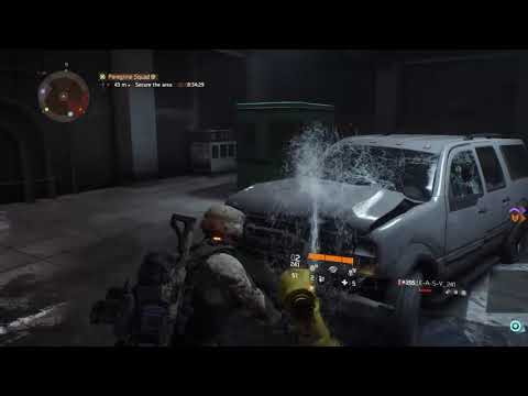 Tom Clancy's The DIVISION Real life role play