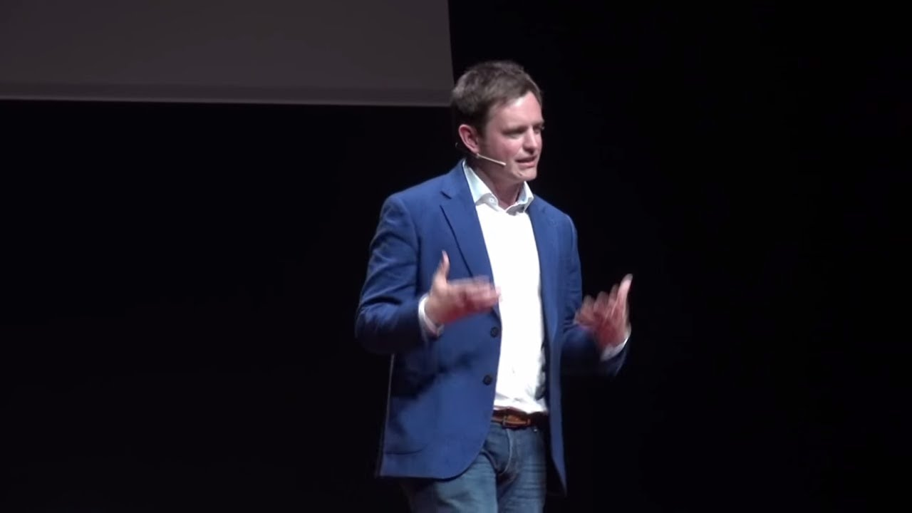 The Power of Telling Your Story | Dominic Colenso | TEDxVitoriaGasteiz