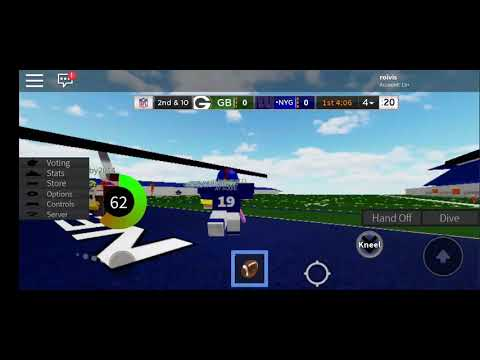 Football fusion/Roblox/Mobile gameplay#2