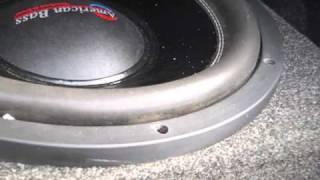 fried 80a fuse 1 american bass xfl 15 1 1200 watt hifonics brutus amp 2 directed audio 10s