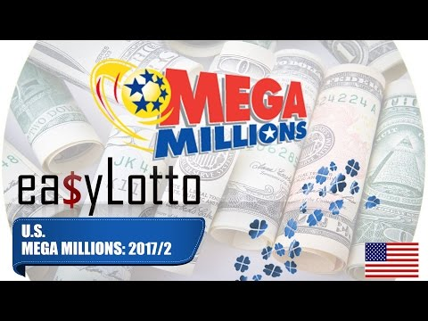 MEGA MILLIONS numbers Jan 6 2017