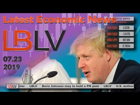 LBLV Latest Economic News for July 23, 2019