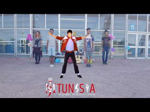 Michael Jackson Tunisia Meeting - Beat It