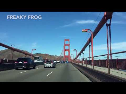 Golden Gate Bridge | San Francisco | Time Lapse