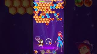 Bubble Witch 3 Saga Level 1063 No Boosters