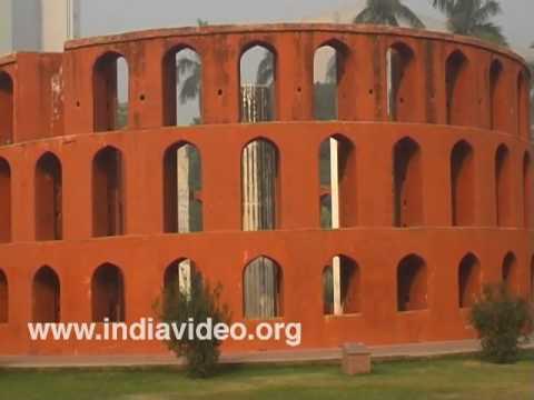 Ram yantra in Jantar Mantar, Delhi Observatory