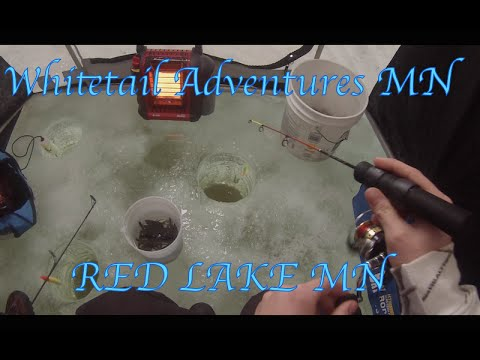 RED LAKE 2014 - MN Adventures