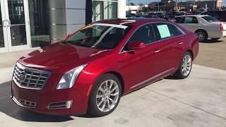 2015 Cadillac XTS Walkaround/Overview - (23551)